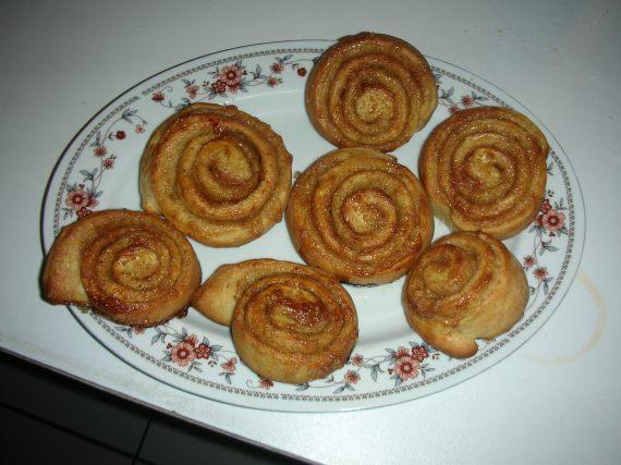 Kanelbullar - Cinnamon Buns